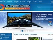 Website Trung tâm Điện tử Bách Khoa