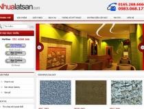 Website Sàn Nhựa - Sàn Gỗ Hàn Quốc