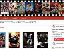 Website chép phim HD Sài Gòn