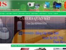 Website của Công ty Hoành Sơn Group