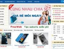 Website Thanh lý hàng Hải Phòng - Thanh lý cầm đồ