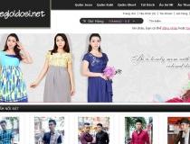 Shop bán hàng Thế giới thời trang bán buôn
