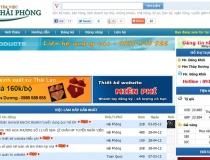 Website Tìm việc làm tại Hải Phòng