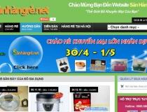 Website Đồ khuyến mại hàng giảm giá Săn Hàng Rẻ