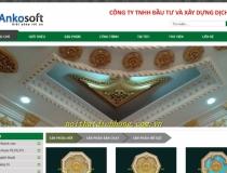 Website Trang trí Nội thất Dịch Hồng