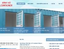 Website Công ty CP Đình Vũ Hải Phòng