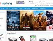 Website Chép phim HD Hải Phòng