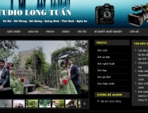 Website Long Tuấn Studio