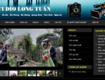 Website Long Tuấn Studio