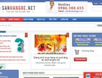 Shop Bán hàng trực tuyến Săn Hàng Rẻ