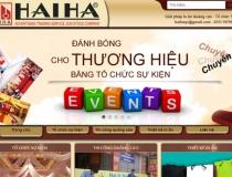 Website Quảng Cáo In Ấn Sự Kiện Hải Hà