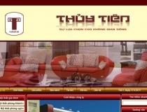 Website Nội thất Thủy Tiên