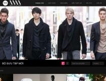 Web Thời trang Nam Hải Phòng - Nam Collection