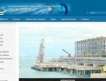Website Công ty CP Tư vấn Đầu tư CT Hàng Hải VN