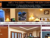 Website Đèn trang trí Toplighting
