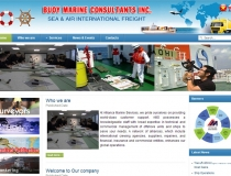 Website Bouy Marine Consultants