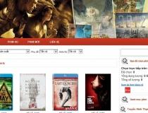 Website chép phim HD Vũng Tàu