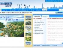 Website Thông tin Nhà đất Hải Phòng
