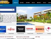 Website Công ty TNHH Công Danh