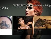 Website Xăm hình nghệ thuật Coming Home Tattoo